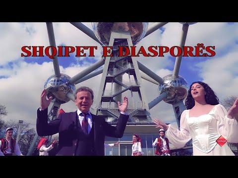 Shaqir Cervadiku ft Fjolla Berisha - SHQIPET E DIASPORES