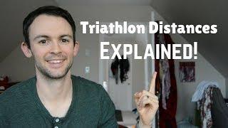 Triathlon Distances Explained | Sprint/Olympic/Half and Full Ironman Triathlons