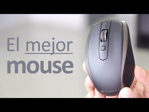 El mejor mouse inalámbrico | Ratón Logitech MX Anywhere 2 (español)