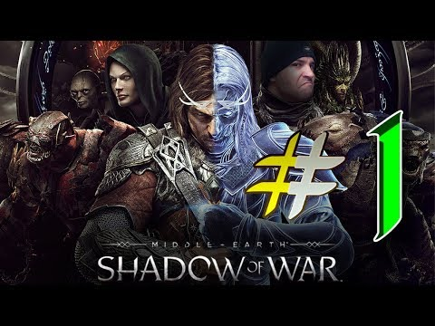 Gameplay de Middle Earth: Shadow of War