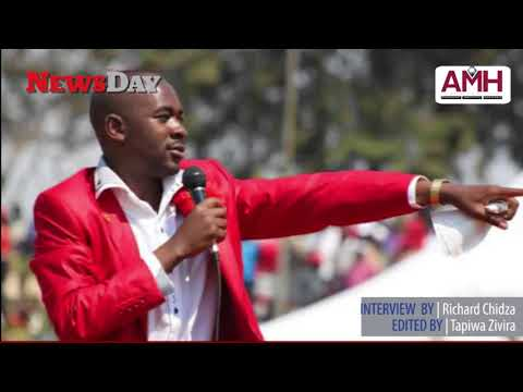Exclusive Interview with NELSON CHAMISA