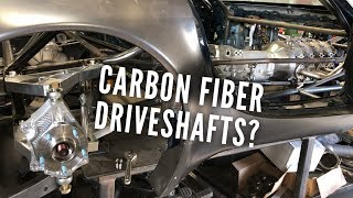 The 4 Rotor is getting a Carbon Fiber Drivetrain! | AWD 4 Rotor Build