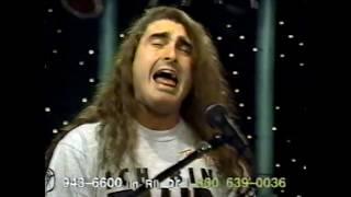 Dream Theater - O Holy Night & The Silent Man - Rhode Island Public Access TV 1993