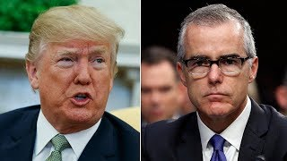 Ex-Clinton Adviser: McCabe, Rosenstein 'Deliberately' Initiated Trump Probe After Comey Firing