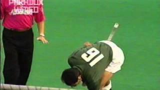 Pak V Ger Semifinal 1994 Hockey Worldcup (13)