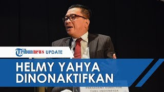 Jabatan Dirut TVRI Helmy Yahya Dinonaktifkan, Menkominfo: Semua Harus Diselesaikan Secara Internal