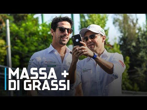 The Boys From Brazil – How Felipe Massa And Lucas di Grassi Grew Into Icons