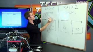 RAID 0 & RAID 1 Setup Guide (NCIX Tech Tips #77)