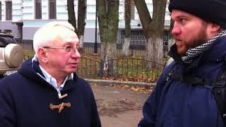 Революційний табір. Екс-міністр Кучеренко про діючу Систему.