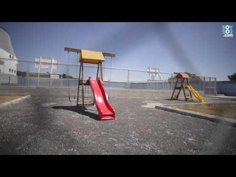 Las instalaciones deportivas sin uso en Mixco