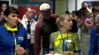 Юниорская сборная Украины по греко-римской борьбе после ЧЕ-2017