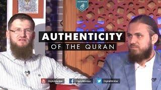 Authenticity of the Quran - Ismail bullock & Gabriel al Romani