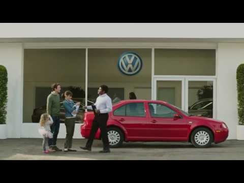 "The all new 2018 Volkswagen Atlas ""Luv Bug"" Commercial"