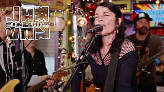 """DONNA THE BUFFALO - """"Look Both Ways"""" (Live from JITVHQ in Los Angeles, CA 2017) #JAMINTHEVAN"""