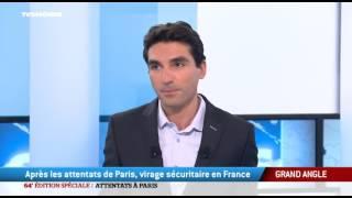 Après les attentats de Paris, virage sécuritaire en France