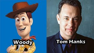 Characters and Voice Actors - Toy Story (Updated)
