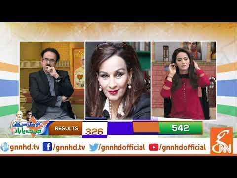 Indian Elections 2019   Dr. Shahid Masood Analysis l Special Transmission   GNN   Ayesha Bakhsh