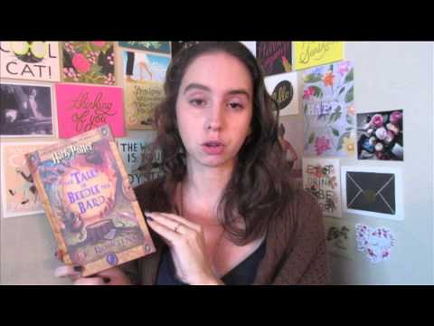 Book Review: The Tales of Beedle the Bard (Harry Potter - Hogwarts Library Books)