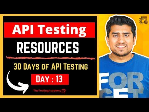 API Testing Resources   Postman Tutorials FREE   30 Days of API ...