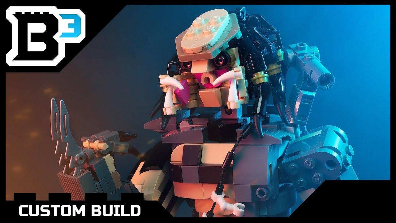CUSTOM LEGO Predator