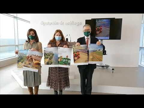 La Diputación y AECC Málaga ponen en marcha rutas saludables por la Senda Litoral