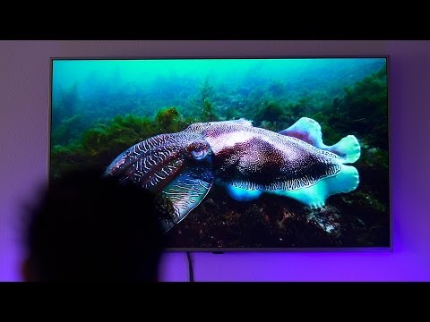 "55"" LG SUPER UHD 4K SMART LED TV Overview"