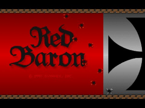 Red Baron (PC\/DOS) 1990, Dynamix\/Sierra (4-missions, campaign, max)