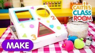 Pizza Box Bean Bag Toss   Caitie's Classroom   Craft for Kids