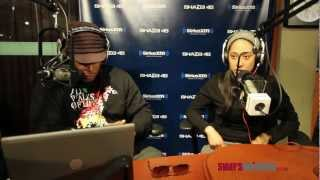 Ms.Fit and Lore'L Freestyle on Sway in the Morning