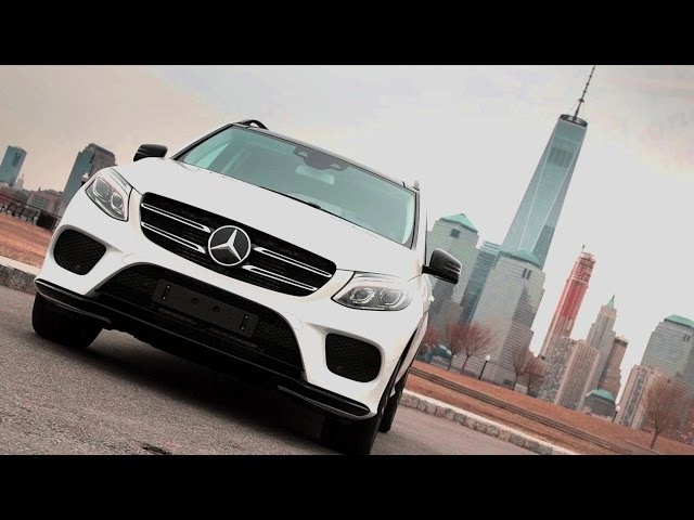 #MBRT15 - With the new Mercedes-Benz GLE to New York - Mercedes-Benz original