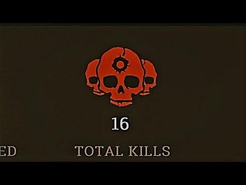Hunt: Showdown - The 16 kill game!!