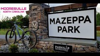Mazeppa Park - Mooresville, NC - Mountain Biking - 4/18/2019 - MTB Project