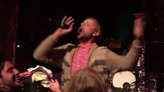 Andrew McMahon Live - Canyon Moon - The Queen - Wilmington DE - 8/30/17