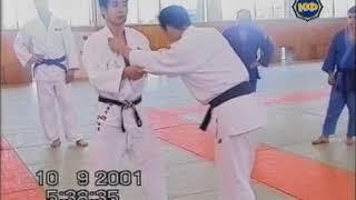 №11 O-SOTO-GARI #ХиротакоОкадо #Дзюдо в Японии техника #бросков