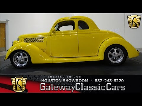 Video of '36 5-Window Coupe - L7H9