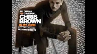 01. Turnt Up - Chris Brown (In My Zone)
