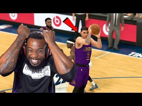 THIS IS THE REASON LONZO BALL GOT TRADED! NBA 2K19 MyCareer Ep 118