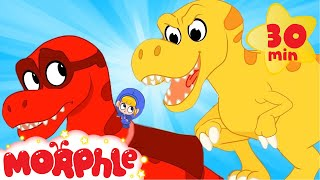 Dinosaur Superhero Morphle    Cartoons for Kids   My Magic Pet Morphle   Morphle TV