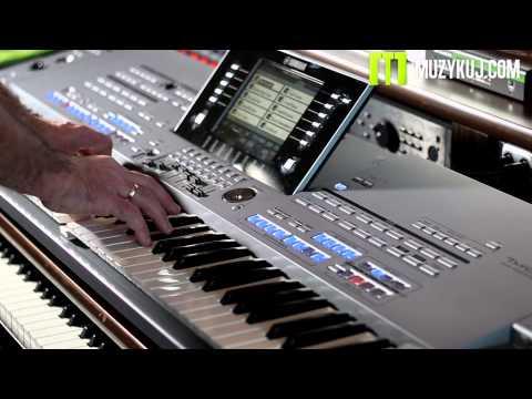 Yamaha Tyros 5 Sounds