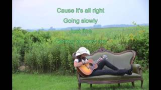 Terri Clark - Take My Time [LYRICS]