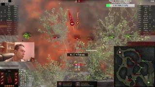 Смотр новой игры про танки.(Стандартная графика)