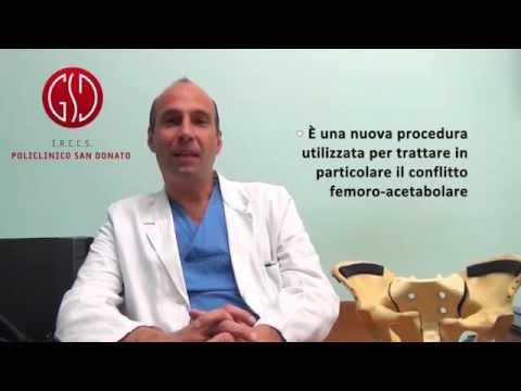 Casa di cura per il trattamento della colonna vertebrale