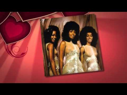 THE THREE DEGREES there's so much love all around