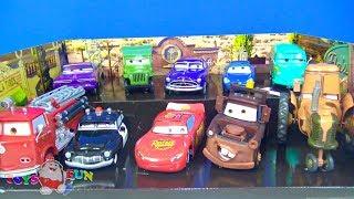 Lightning McQueen Spielzeugauto Set Mit beweglichen Augen Disney Cars Lightning McQueen Deutsch