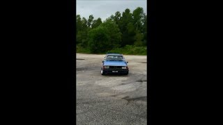 preview picture of video 'Ke70 Drift Practice at Pekan Pahang'