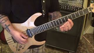 Triumph - Time Goes By - CVT Guitar Lesson by Mike Gross
