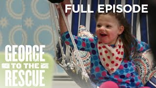 Home Renovation For A Young Girl With Microcephaly | George to the Rescue