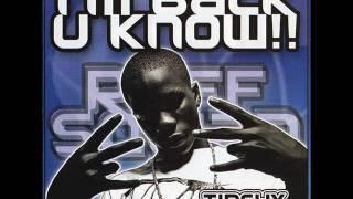 Tinchy Stryder - I'm Back U Know!! [Full Mixtape]