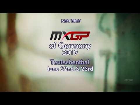 Next Stop   MXGP of Germany 2019