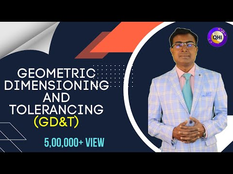 Geometric Dimensioning & Tolerancing (GD&T) – Explained with ...